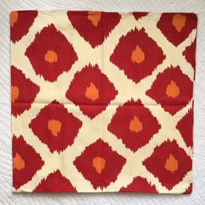Pottery Barn Pillow Cover Ikat 20 X 20